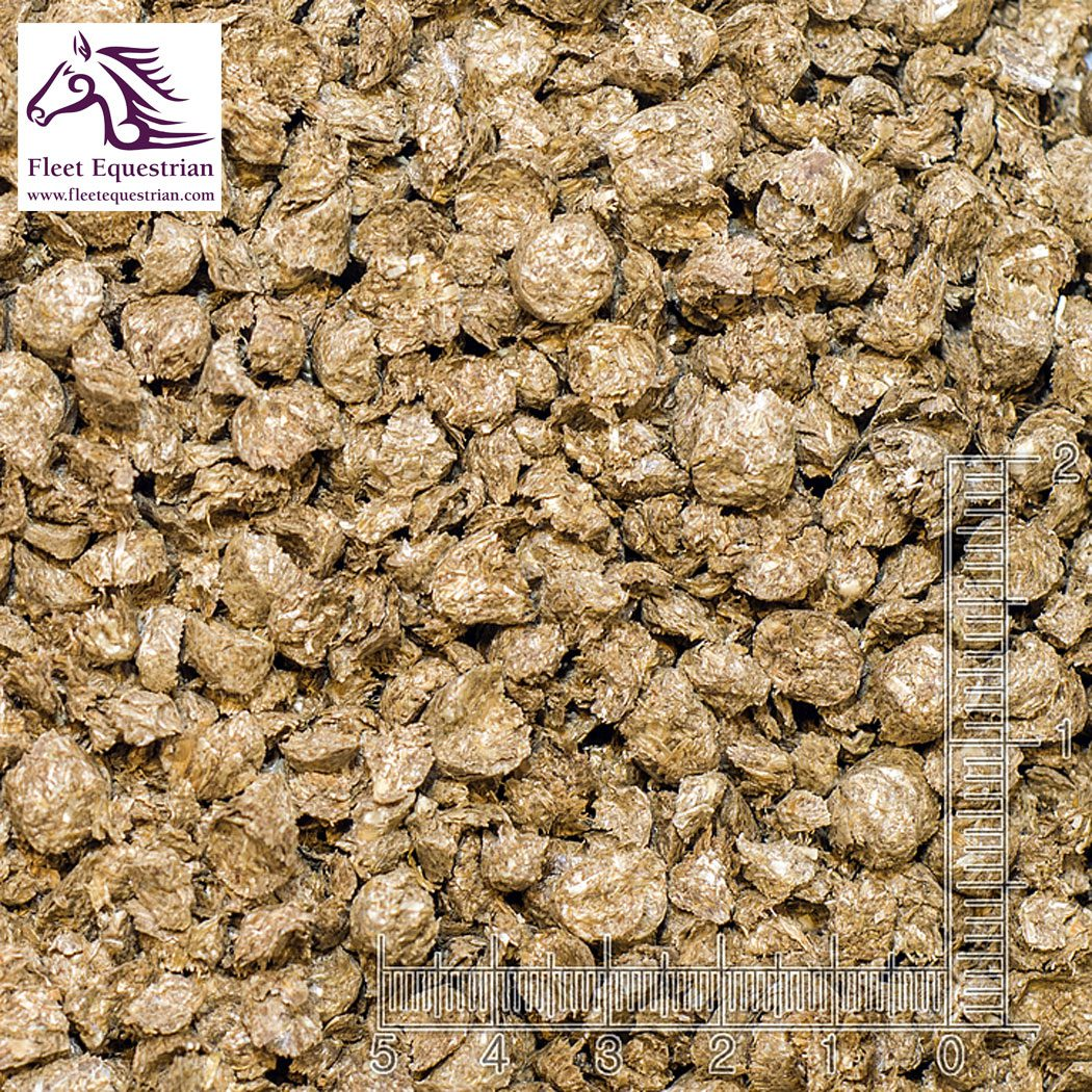 Premium Crushed Wheat Pellet Bedding
