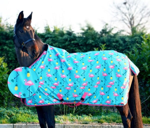 Hy Flamingo Lightweight Turnout Rug