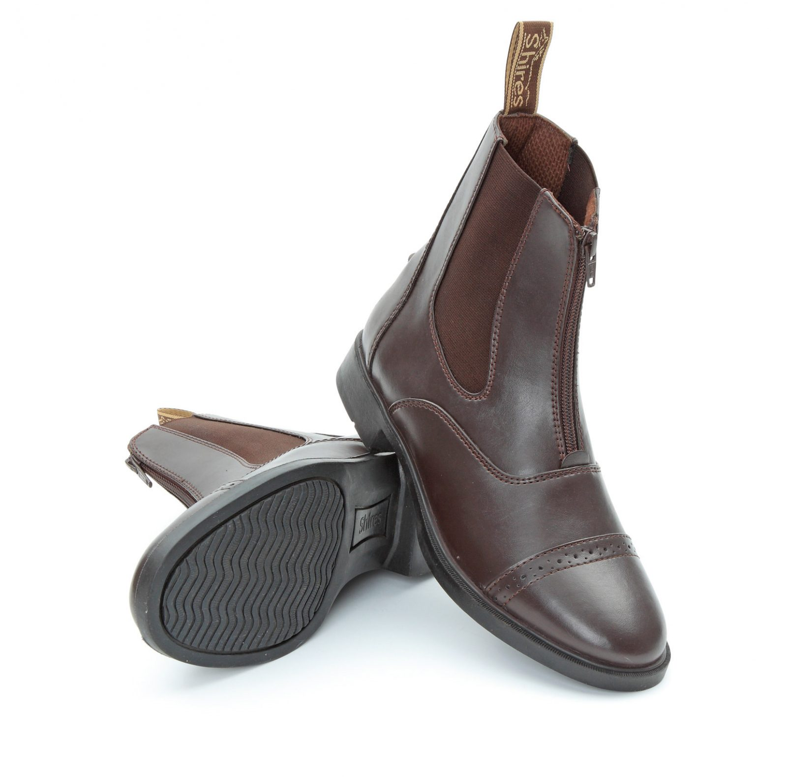 Shires Harvies Paddock Boots