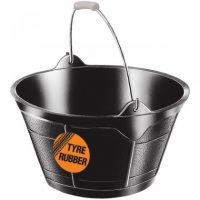 Rubber Tyre Feed Bucket