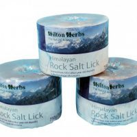 Himalayan Rock Salt Lick
