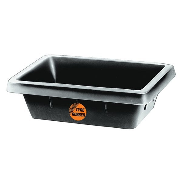 Tyre Rubber Mini Trough 7 Litre