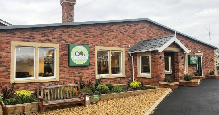 Tractor Shed Bistro