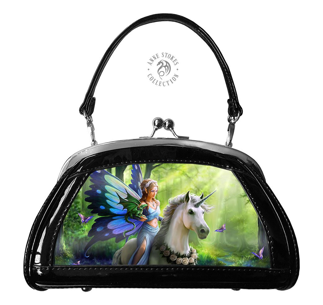 TRADE - Anne Stokes 3D Lenticular Evening Bags