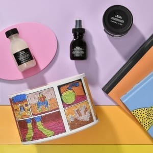 Davines Travel Set