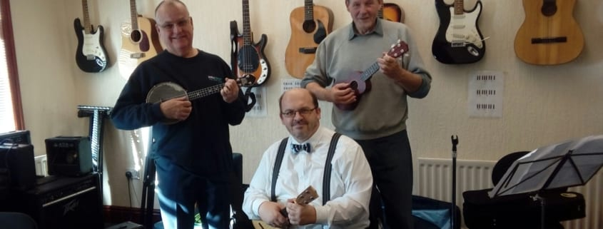Ukelele Group