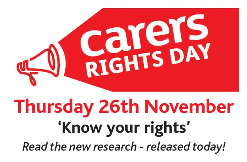 Today is Carers Rights Day - read the CarersUK research released today that shows how much unpaid carers are saving the UK every day of the pandemic 2