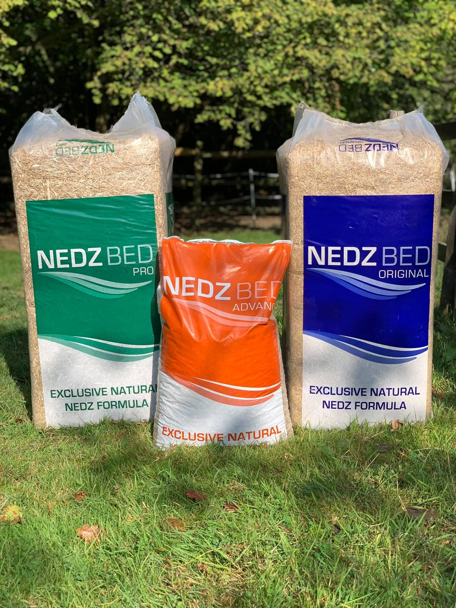 Nedz Bed Horse Bedding Packs