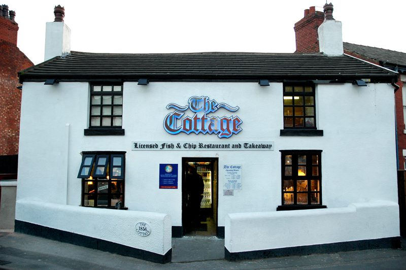 Cottage Restaurant Blackpool