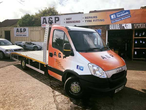 A&P Recovery