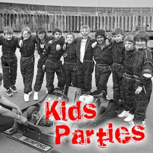 kids go karting parties