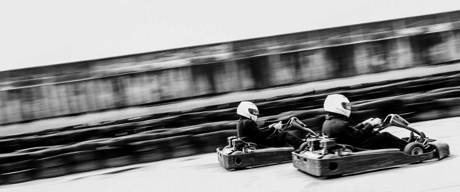 blackpool go karting outdoor